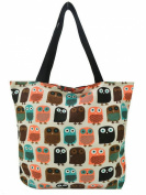 LATH.PIN Shopper bag owl large shoulder bag Womens Shopping waterproof bag ladies shoulder bag