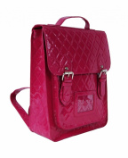New Ladies Girls Designer Fashion Satchel Backpack School College Work