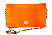 HiveBag Women's Shoulder Bag Neonorange 32x19x4