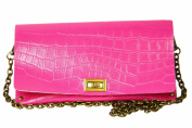 HiveBag Women's Shoulder Bag PINK 28x15x4
