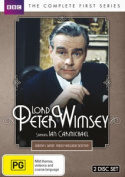 Lord Peter Wimsey [Region 4]