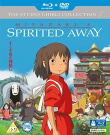 Spirited Away [Region B] [Blu-ray]