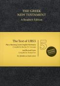 Ubs5 Greek New Testament