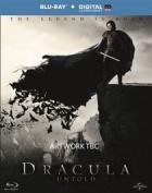 Dracula Untold [Region B] [Blu-ray]