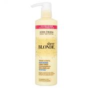 John Frieda Sheer Blonde Highlight Activating Moisturising Conditioner for Lighter Shades 500ml