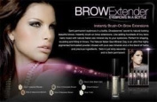 "Divaderme Brow Extender ""EYEBROWS IN A BOTTLE"" CHOCOLATE BROWN"