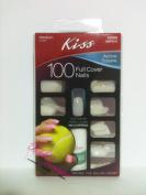 "Kiss 100 Full Cover Nail ""Active Square"" 100PS12"