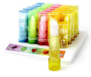 50 x Lip Balm Lipstick Lipgloss Fruity Wholesale Mixed Flavours JOB LOT UK