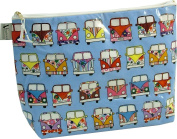 Vagabond Campervan Oil Cloth Large Sack Washbag Toiletries