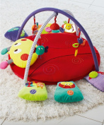 NEW - Mamas and Papas - Light and Sound Lotty Playmat and Gym