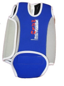 Baby Wetsuit Swimming Wet Suit Warm 0-6 BLUE