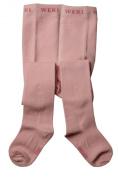 Weri Spezials Baby and Children Tights monotonous Pink
