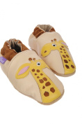 Pre Shoes Soft Leather Baby Shoes Lofty the Giraffe