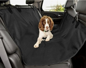 DIGIFLEX Car Back Seat Protection Cover For Pets