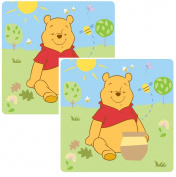 Winnie the Pooh Car Sunscreens