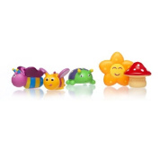 Bug Buds Bath Water Squirters