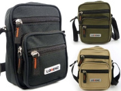 Unisex Multi Purpose Mini Shoulder/Travel Utility Work BAG Practical Handy Mens - 3 Colours