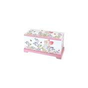 Girls Musical Ballerina Jewellery Box