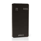 Groov-e 4000mAh Portable Power Battery Bank Charger for Smartphone/Tablet/E-Reader/GPS/Camera
