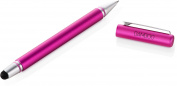 Bamboo Stylus Duo 3 for Media Tablet/PC - Pink