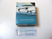 90 Piece Glasses Spectacle Lens Wipes Individually Wrapped