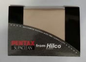 Pentax Supaclean micro fibre cleaning cloth from Hilco - Cream
