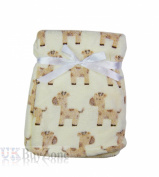 Baby Newborn Fleece Blanket Swaddling Wrap Swaddle Hooded Robe Dressing Gown Girl or Boy, Pink or Blue, 0+ Months Unisex