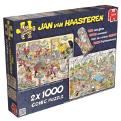 Jan van Haasteren Food Frency Jigsaw Puzzle Collection  [Special Edition]