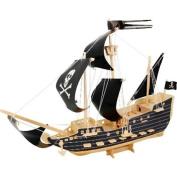Pitate Ship - Woodcraft Construction Kit