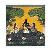 Ragini Telangi - Watercolour On Paper