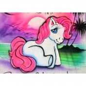 Cute Pony professional airbrush stencil