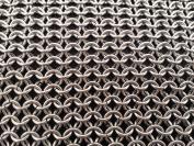 1 Pound Bright Aluminium Chainmail Jump Rings 16G 0.6cm ID