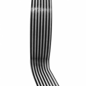 Black Stripe Japanese Washi Tape - *15mm x 15M* - TWILIGHT PARTIES