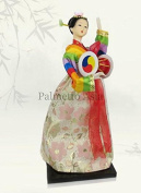 "Korean Doll - Korean toy- 30cm/11.8"" tall - Asian Doll - KR02"