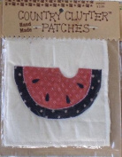 Watermelon - Country Clutter Patches