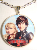 1 How to Train Your Dragon 2 Benzel Pendant Necklace #6