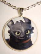 1 How to Train Your Dragon 2 Benzel Pendant Necklace #1