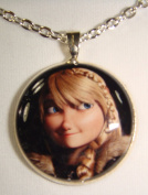 1 How to Train Your Dragon 2 Benzel Pendant Necklace #2