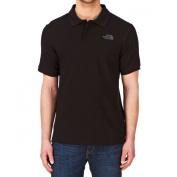 The North Face Mens Piquet Polo Shirt - Tnf Black