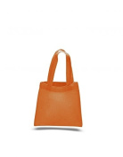 Canvas Mini Tote Bag, Orange