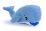 As Seen on Shark Tank, Soapsox Stuffed Animal Bath Scrub Sponge, Washcloth, Doll, Toy for Babies or Kids, Jackson the Whale