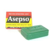 Asepso for Healthy Skin Soap 80G.