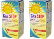 Renew Life, Gas Stop, 60 Veggie Caps - set of 2