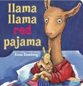 Llama Llama Red Pajama (Llama Llama) [Board book]