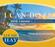 I Can Do it 2016 Calendar