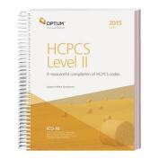 HCPCS Level II Expert 2015 Spiral