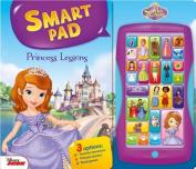 Princess Lessons (Disney, Sofia) (Smart Pad) [Board book]
