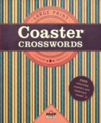 Large Print-Coaster Crosswords 2