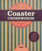 Large Print-Coaster Crosswords 2