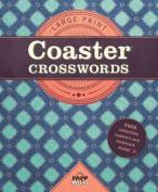 Large Print-Coaster Crosswords 3
